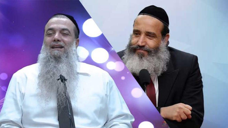 יום ה' | טובים השניים הרב פנגר והרב יגאל כהן